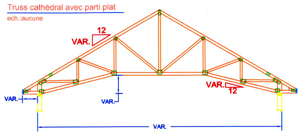 Image Result For Roof Trusses